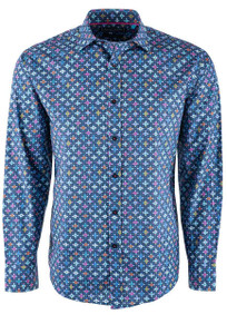 David Smith Marine Diamond Shirt - Front