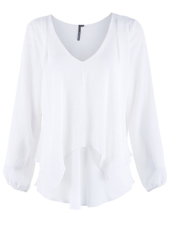 Kay Celine Women's Darcy Blouse - Front