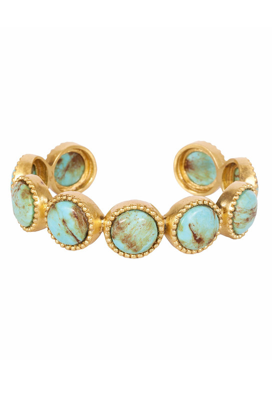 Christina Greene Western Blues Cuff
