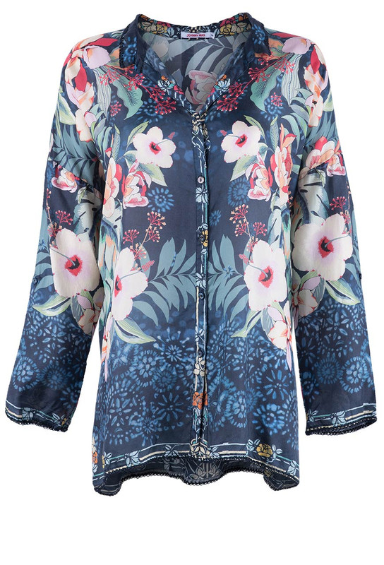 Johnny Was Nelia Blouse - Front