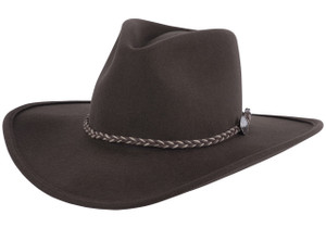 Stetson Crushable 3X Mink Rawhide Hat