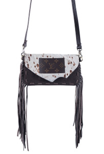 Gypsy Junkies Road to Romance Cross Body Clutch - Front
