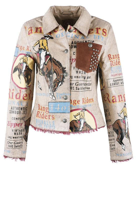 DOUBLE D RANCH RANGE RIDER JACKET