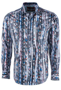Robert Graham Cutting Room Sport Shirt  - Front