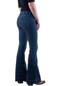 Grace in L.A. Flared Trouser Jeans - Hero