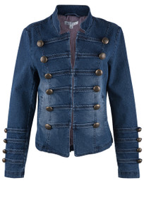 Adore Military Jacket - Front