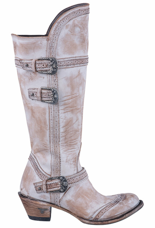 Lane Women's Sakes Alive Tall Boots - Side