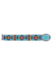 Peyote Bird Women's Aragon Beaded Bracelet