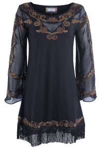 Vintage Collection Women's Tiger's Eye Tunic - Front