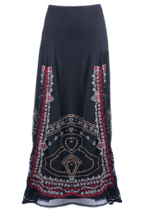Vintage Collection Women's Star Lite Long Skirt - Front