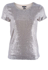 Miss Me Women's Sparkling Love Top - Front