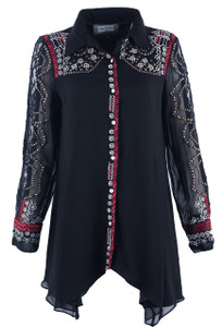 Vintage Collection Women's Star Lite Tunic - Front