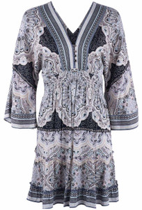 Fountain of Youth Dress- Front