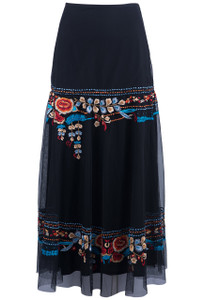 Vintage Collection ST. Tropez Chiffon Skirt - Front