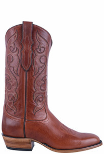 Tony Lama Signature Series Echo Russett Boots - Side