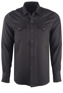 H Bar C Ranchwear Men's Denver Snap Shirt - Front