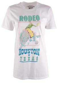 Bohemian Cowgirl Houston Rodeo Tee