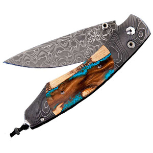 William Henry Spearpoint Cholla Pocket Knife - Front