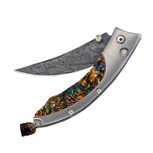 William Henry Persian Cypress Pocket Knife - Front