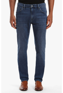 34 Heritage Men's Indigo Shaded Ultra Charisma Jeans - Front