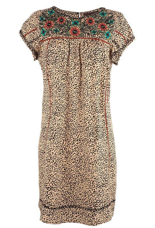 DOUBLE D RANCH ALLEY CAT DRESS