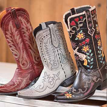 d74ffafecdc Handmade Cowboy Boots & Fine Western Wear - Buy The Best Western ...
