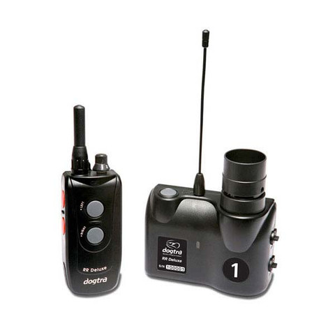 Dogtra RR Deluxe Remote Release Black