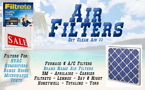 Air filters - Filters Outpost