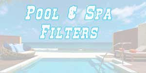 Pool and Spa Filters at Filters Outpost USA