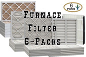 16 3/8 x 21 1/2 x 2 MERV 8 Pleated Air Filter