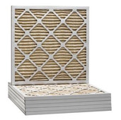 18 1/2 x 18 1/2 x 1 MERV 11 Pleated Air Filter