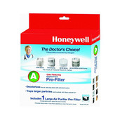 Honeywell Universal Carbon Air Purifier Replacement Pre-Filter HRF-AP1