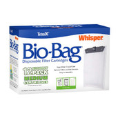 Tetra 26167 Whisper Bio-Bag Cartridge 4 Pack