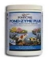 API Pondcare Pond-Zyme Enzymatic Pond Cleaner Barley, 1-Pound