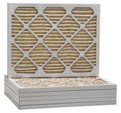 12 1/2 x 20 x 1 MERV 11 Pleated Air Filter 6-Pack