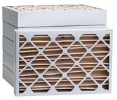 12 1/2 x 24 1/2 x 4 MERV 11 Pleated Air Filter 6-Pack