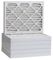 12 1/8 x 15 x 2 MERV 13 Pleated Air Filter 6-Pack