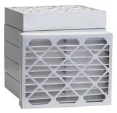 12 1/8 x 15 x 4 MERV 8 Pleated Air Filter 6-Pack