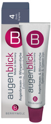 Discreetly and evenly covers greyed eyebrows or white hair evenly and gives a light to dark grey colour.