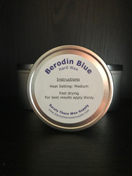 Wax tin w/lid included FREE of charge with sample ($5 value).  Limit one per customer - customer pays for shipping