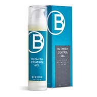 A quick acting gentle gel that reduces breakouts on face, upper lip, back and chest.  Use immediately after wax treatment.