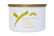 Lycon Active Gold Strip Wax 14oz
