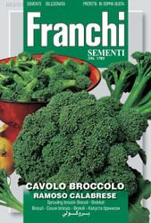 BROCCOLI (Cavolo Broccolo) ramoso calabrese