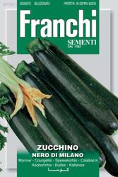 ZUCCHINI (Zucchino) nero di Milano SPECIAL