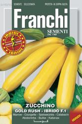 ZUCCHINI (Zucchino) gold rush F1