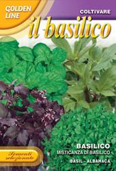 BASIL (Basilico) misticanza