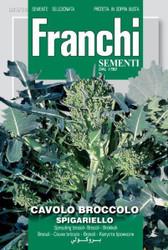 BROCCOLI (Cavolo Broccolo) spigariello