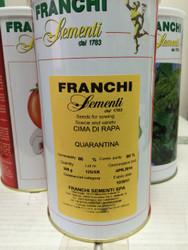 CIMA DI RAPA (Rapini) quarantina 500g can.