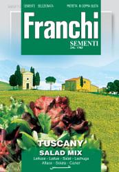 LETTUCE MISTICANZA (Lettuga) Tuscan