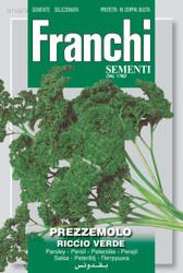 PARSLEY (Prezzemolo) riccio verde